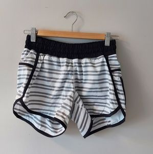 Lululemon Run Tracker shorts
